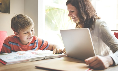 Resources to help parents with Home Schooling.
