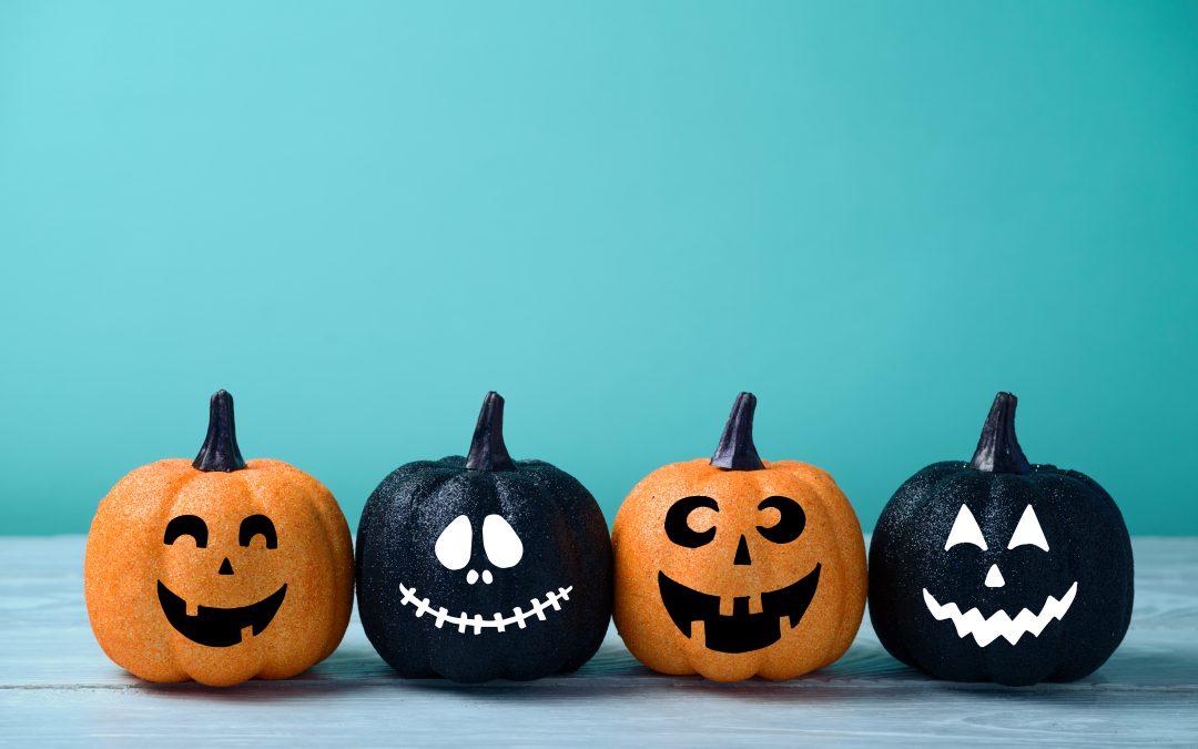 Activities to do offline this Halloween